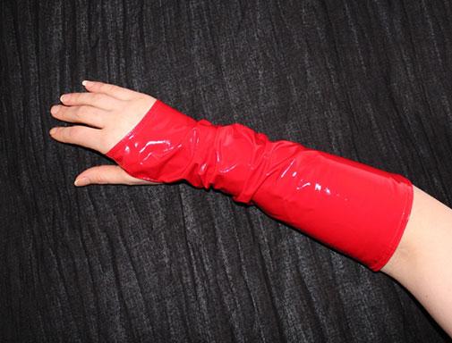 Fingerless Opera Gloves