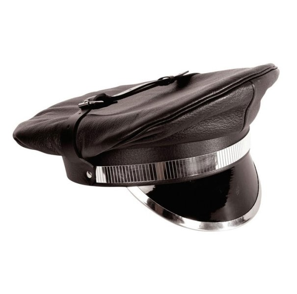 Leather Biker Gay Hat
