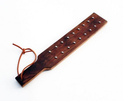 Studded Paddle in Oak