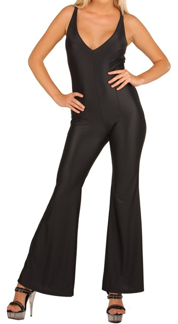Elegant Lycra Jumpsuit