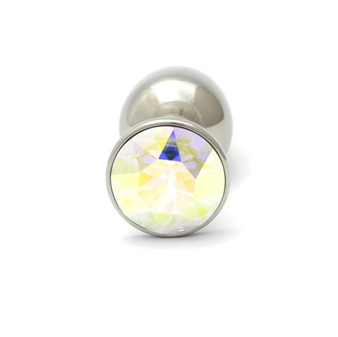 Classic Butt Plug with Swarovski Crystal