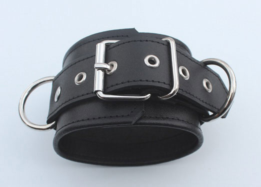 Studded Ankle Cuffs