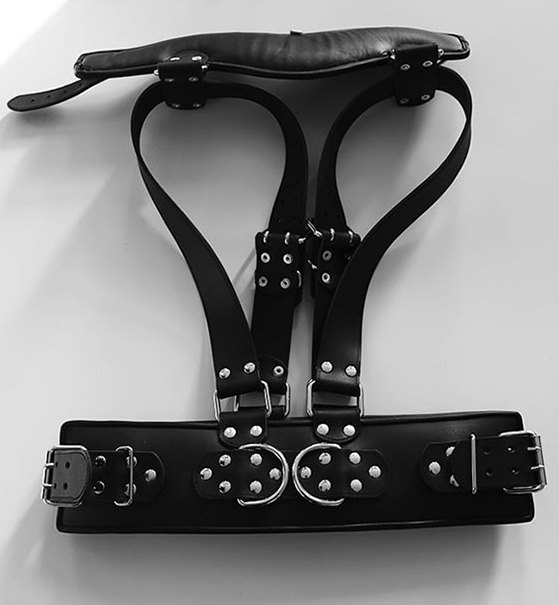 BDSM Upper Body Harness for Him