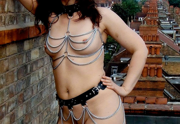 Chain Bikini - Bottom