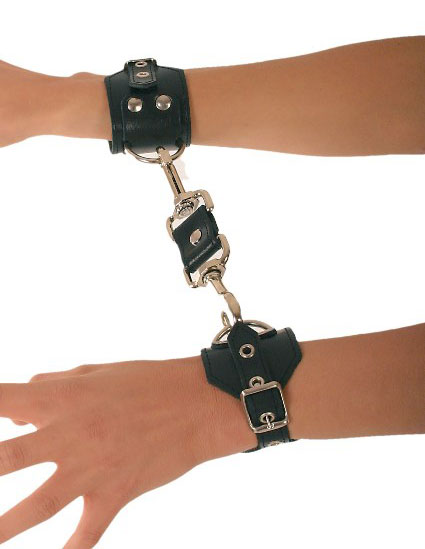 Wrist Cuffs with Trigger Hooks