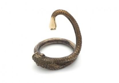 Helmet Ring Ari Snake