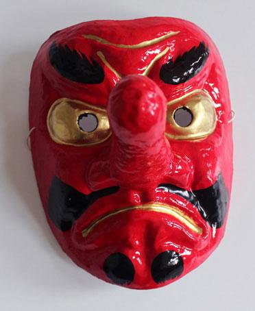 Tengu Japanese Demon Mask