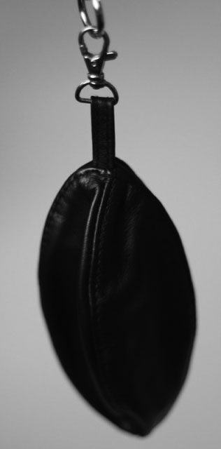 Leather Weight Bag for CBT Parachute