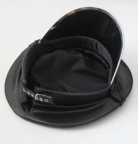 Military Hat in Latex