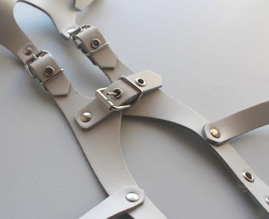 Bondage Harness Easy Fit