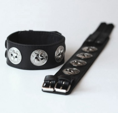 Leather Armband for Gladiator