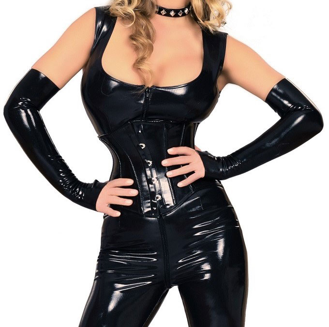Delightful Underbust Corset in Datex