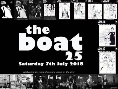 The Boat Ticket 2018