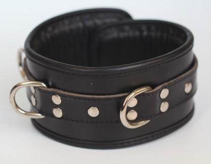 Bondage Collar Seriously Lockable