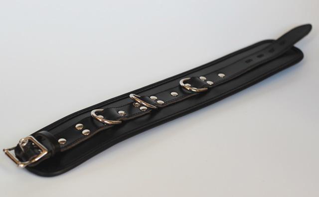 Bondage Collar Seriously Lockable