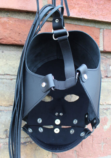 BDSM Mask with Tail