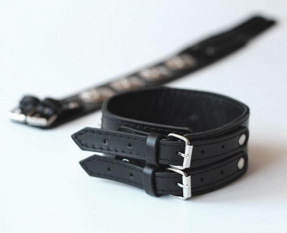 Leather Armband for Gladiator