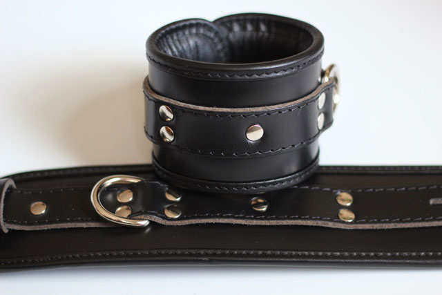 Padded Ankle Cuffs