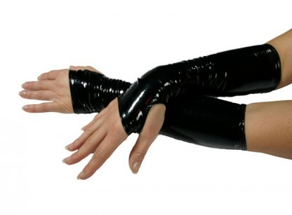 Fingerless Opera Gloves