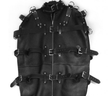 Leather Bondage Sleepsack