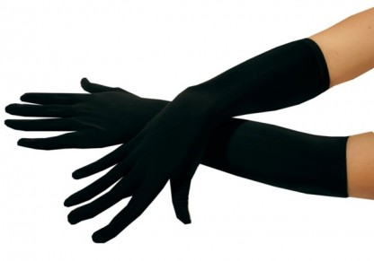 Opera Gloves in Lycra