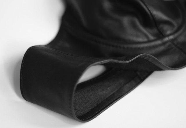 Key Trend Piece: Leather Bra