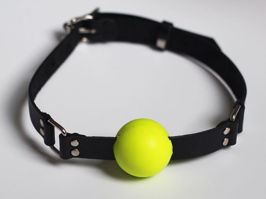 Ball Gag in Silicone
