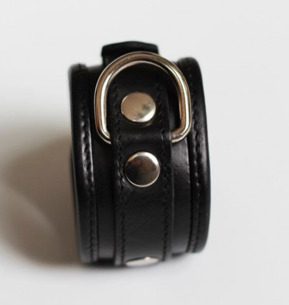 Narrow Padded Wrist Cuffs
