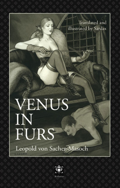 Venus in Furs translated and illustrated by Sardax