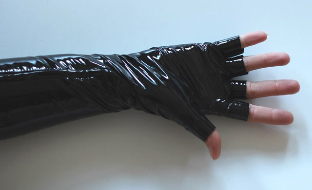 PVC Mitts Over the Elbow