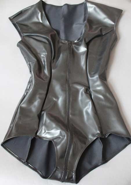 Latex Playsuit